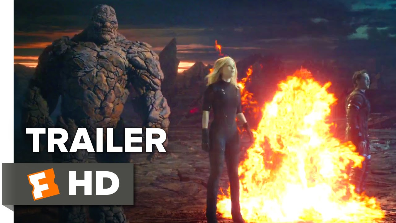 画像: Fantastic Four Official Trailer #2 (2015) - Miles Teller, Michael B. Jordan Superhero Movie HD youtu.be