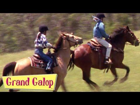 Grand Galop - Épisode 16 à 18 | Le Cheval volant / Le Cavalier sans tête / La Légende de Belle 1