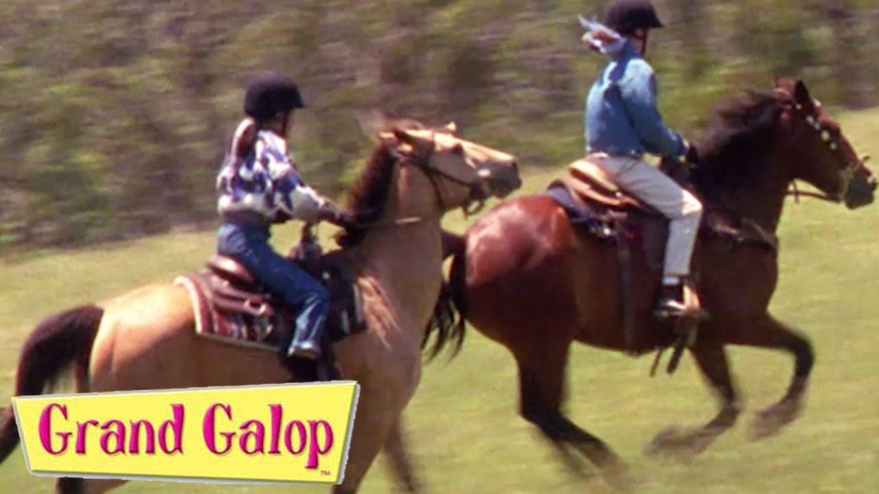Grand galop pisode 16 18 le cheval volant le - Grand galop le cheval volant ...