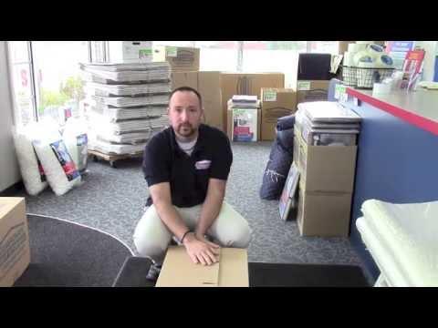 Assembling Legal Size File Boxes