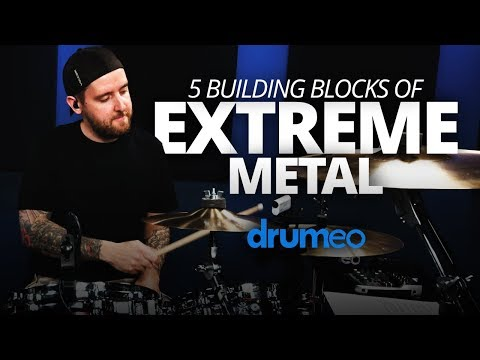 Dan Wilding: The 5 Building Blocks Of Extreme Metal (FULL DRUM LESSON)