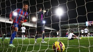Video Gol Pertandingan Crystal Palace vs Tottenham Hotspur