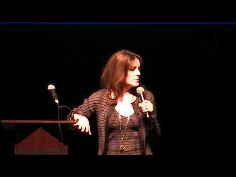 Marianne Williamson at the Sedona Film Festival 2013