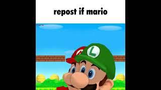 repost if mario