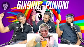 6IX9INE- PUNANI (Official Music Video) REACTION!!!
