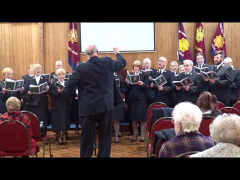 Showers Of Blessing - Morriston Citadel Songsters