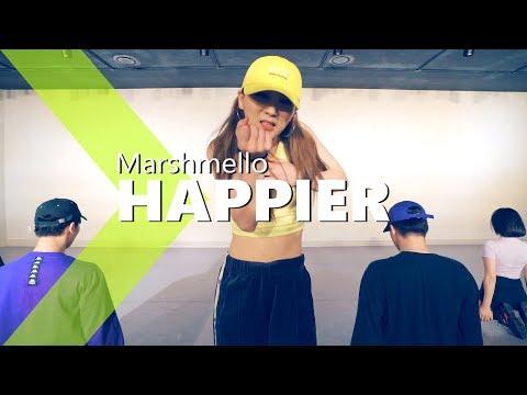 Marshmello ft. Bastille - Happier / WENDY Choreography.