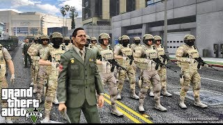 GTA 5 MOD MILITARY PATROL (GTA 5 REAL LIFE MILITARY PC MOD) HAPPY 4TH OF JULY!