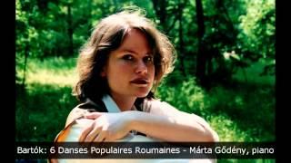 Bartok: 6 Danses Populaires Roumaines / Román népi táncok / 6 Romanian Folk Dances BB 68, Sz. 56