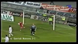Dinamo București Meciuri Mari În Cupele Europene