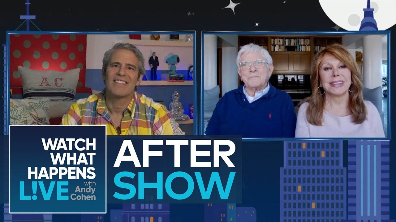 After Show: Phil Donahue & Marlo Thomas Share Their Secret to a Lasting Marriage | WWHL