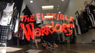 Bboy Benji KIngz - Flexible Warriors part 2 by Youval