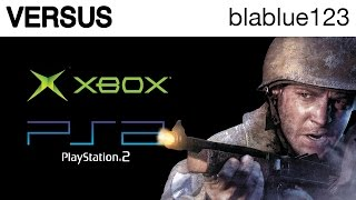 Versus - Call of Duty: Finest Hour | XBOX vs. PS2