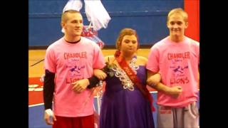 Chandler Oklahoma Special Needs Student Wins Homecoming