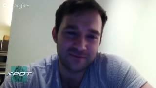 Веб-конференция с участником шоу «Крот» Евгением Качаловым