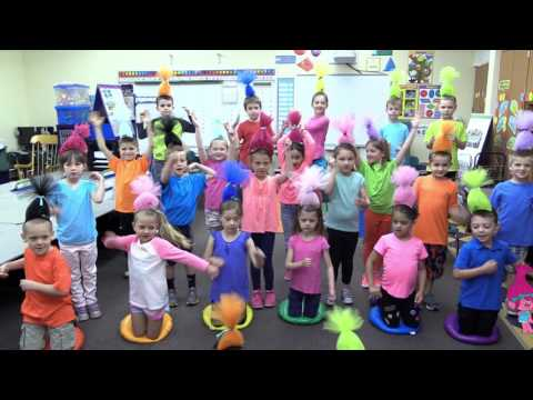 2017 Donaldson Elementary School Video - Trolls