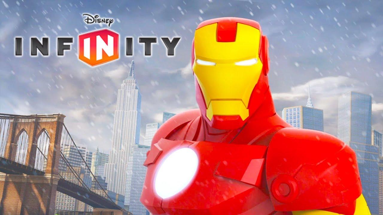 Iron man supereroi marvel giochi di cartoni animati in