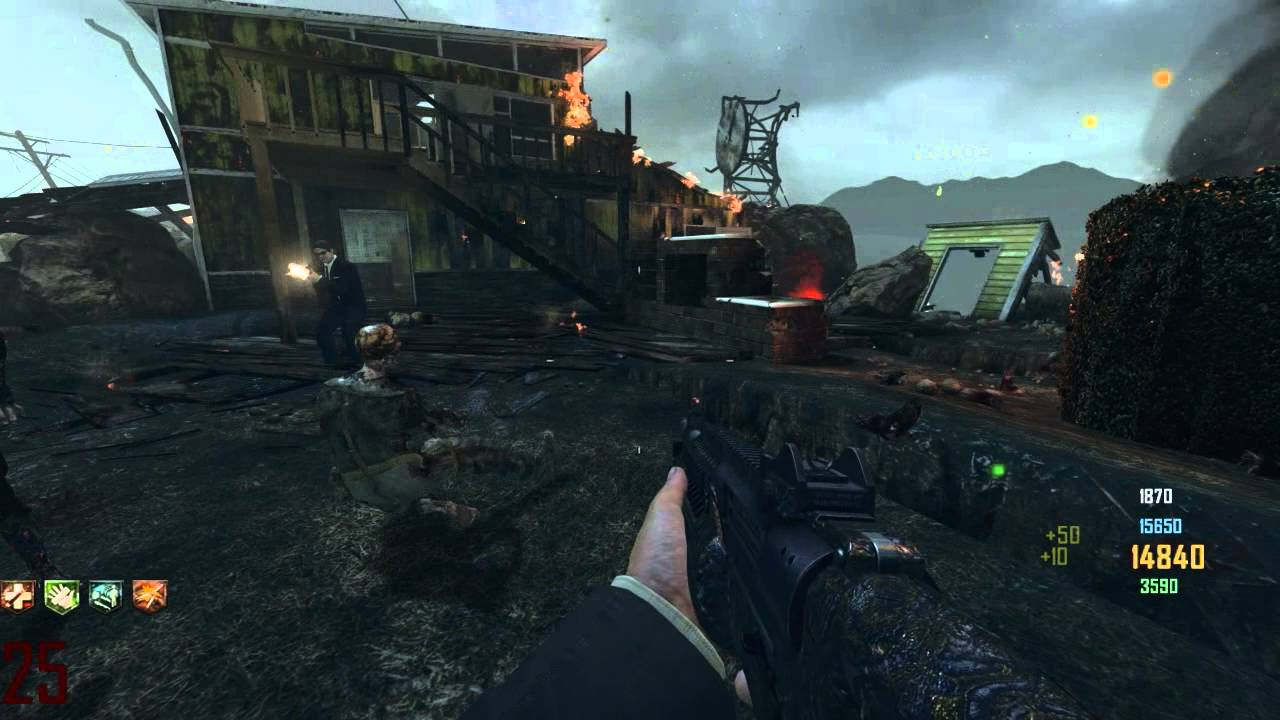 Black Ops 2 Zombies: M1216 Pack-A-Punched (Upgraded ... M1216 Black Ops 2