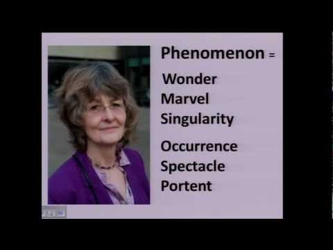 Prof. Ann Oakley - The Invention of Gender: Social Facts and Imagined Worlds