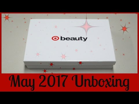 Target Beauty Box – May 2017 Unboxing!