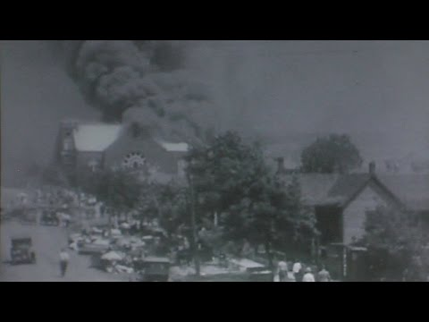 Rarely Seen Images Of Tulsa Race Riots