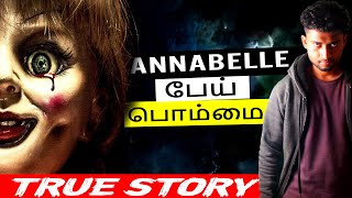 Secrets Behind Annabelle Doll True Story in தமிழ்