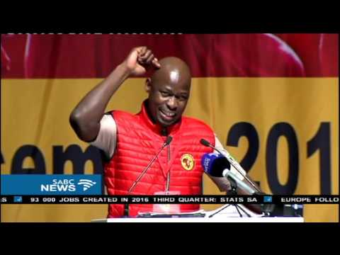 NUMSA 10th national congress kicks off in Cape Town