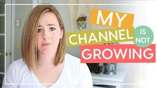 Why Your Channel is Growing SLOWLY + How to FIX THAT!