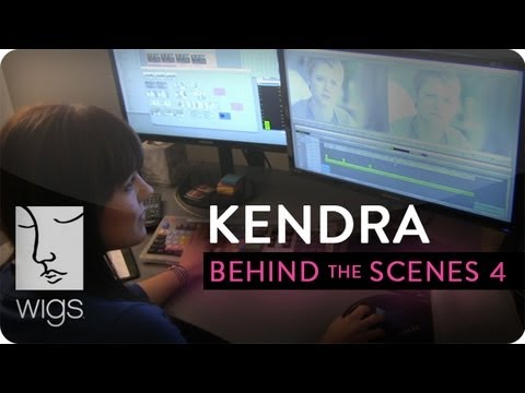 Kendra -- Behind the Scenes: Lauren: Making the Cut | Featuring Jon Avnet | WIGS