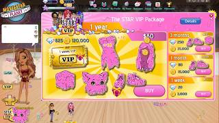 Buying New Drip Diamond Pack + Level 71 On MSP!