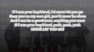 Issues - Boyfriend Lyrics