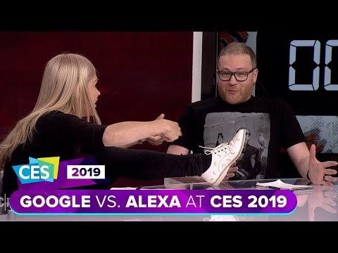 Who won CES 2019: Alexa or Google? | Nope, Sorry