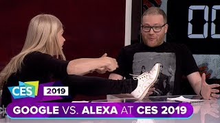Who won CES 2019: Alexa or Google? | Nope, Sorry
