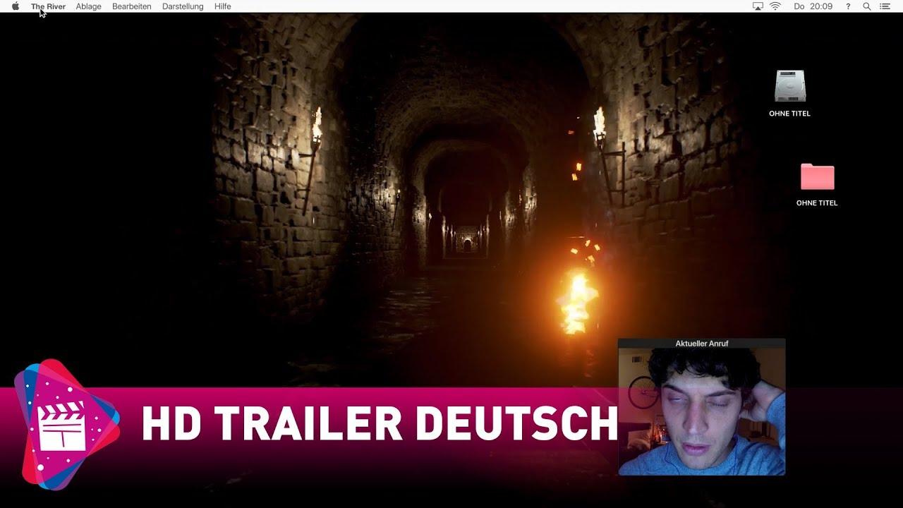 Unknown User Dark Web Trailer