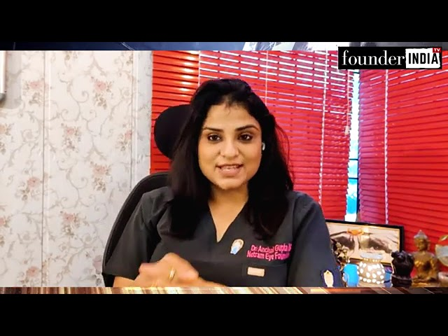 Green Shoots   Interview with Dr Anchal Gupta, Founder of Netram Eye Foundation