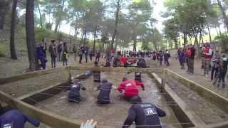 Spartan race circuit du Castellet
