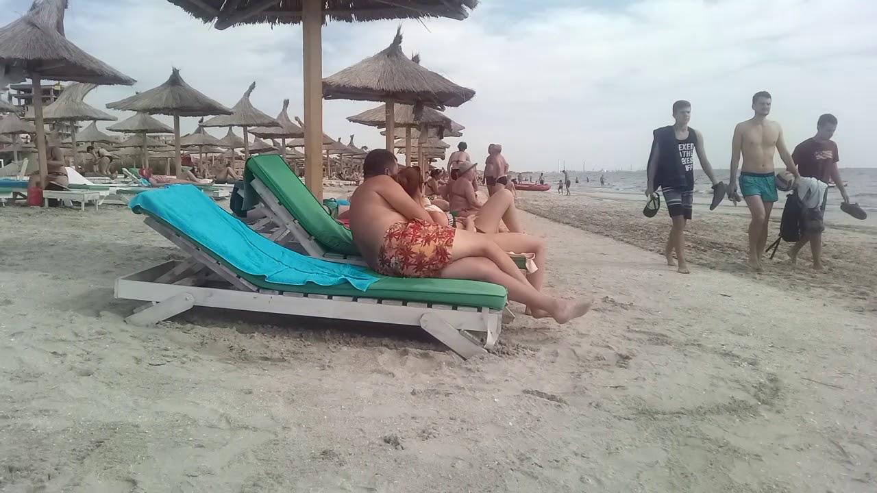 Из Украины в Румынию. Курорт Мамая