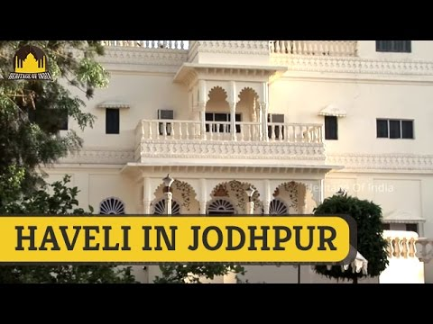 jodhpurs Mansion english