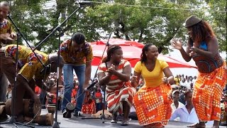 Mozambican Dance and Music
