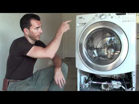 Washing Machine Odor is Caused by MOLD - Determine if Your Washer Has a Mold Problem
