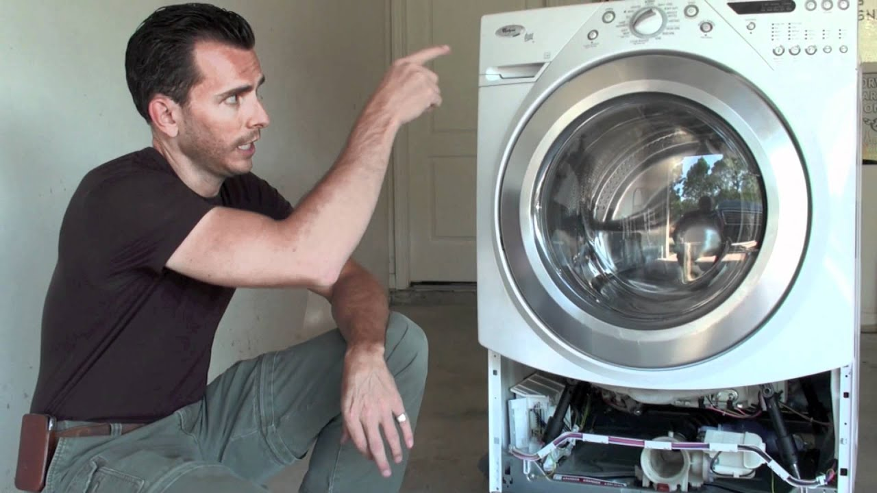 washing machine odor is caused by mold determine if your washer has a mold problem youtube. Black Bedroom Furniture Sets. Home Design Ideas