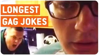 Bad Jokes With Joey | Longest Running Gag