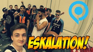 ESKALATION auf der Gamescom | ViscaBarca 2015