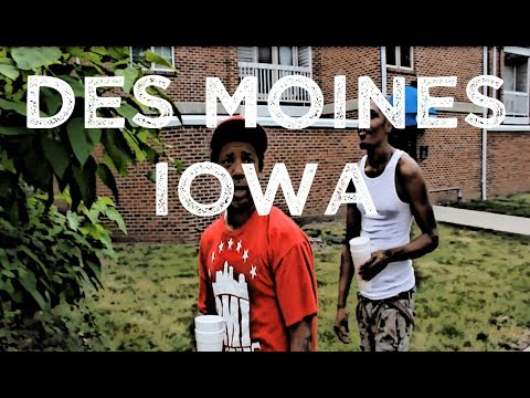TheRealStreetz Of Des Moines, Iowa
