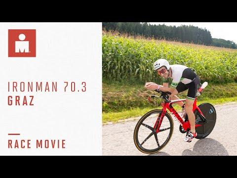IRONMAN 70.3 Graz 2021 Race Movie