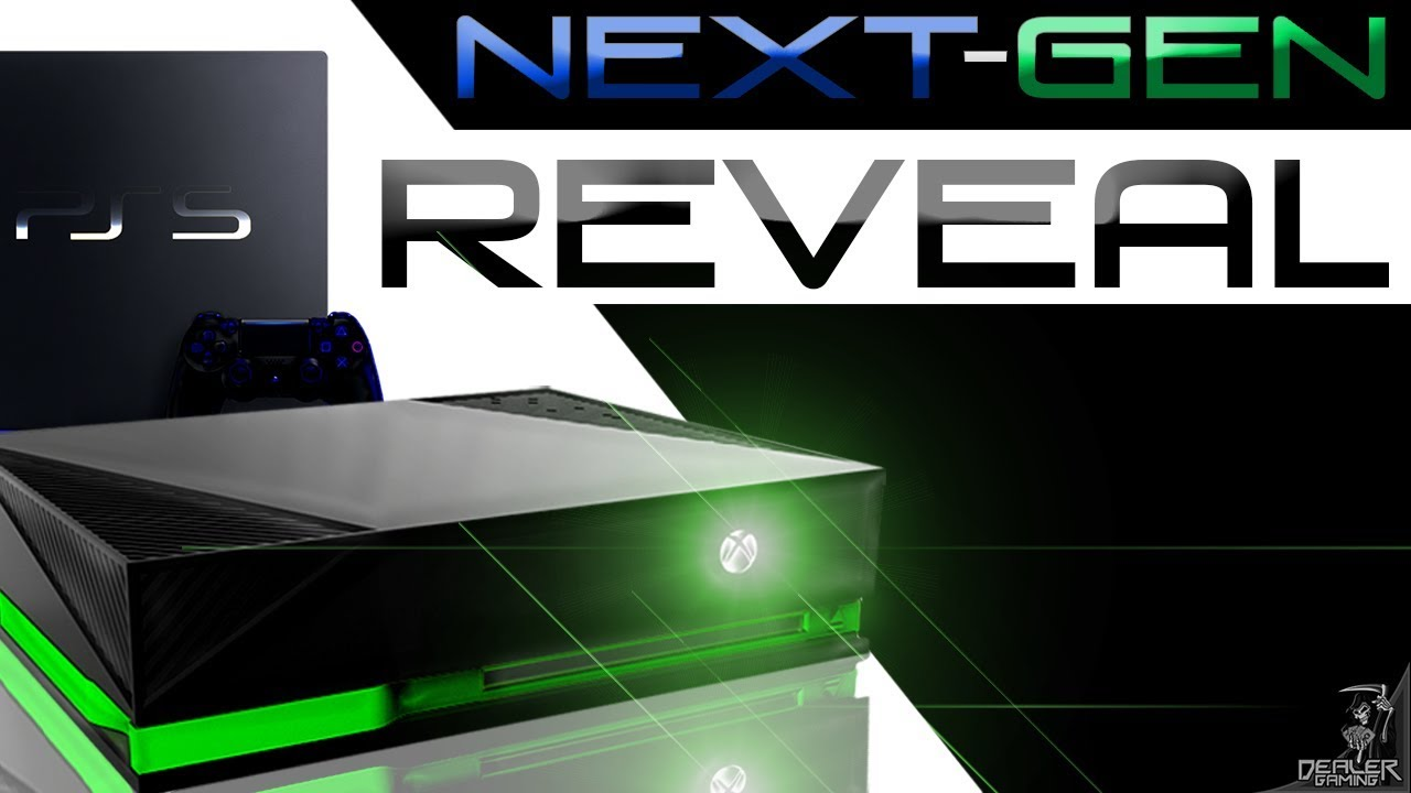 FIRST Xbox 2 Exclusive Game Revealed PS5 Xbox 2 RevealXbox 2