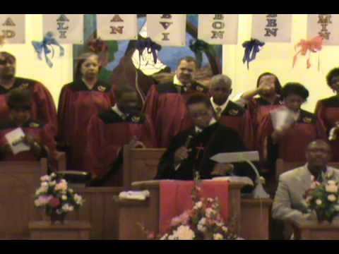 St Paul FBC Gospel Choir 03/21/10
