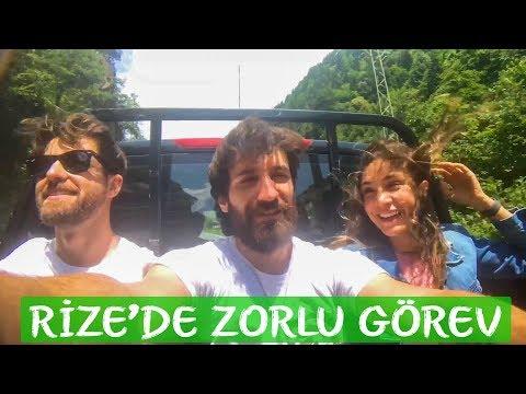 RIZE, THE CAPITAL OF TEA, LOVE YOU | TURKEY | VLOG 19
