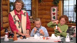 Christmas at Bear's Paw Ranch - Children's Projects