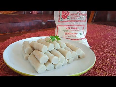 membuat-tteok-(kue-beras-korea)-dari-tepung-beras---how-to-make-korean-rice-cake-from-rice-strach